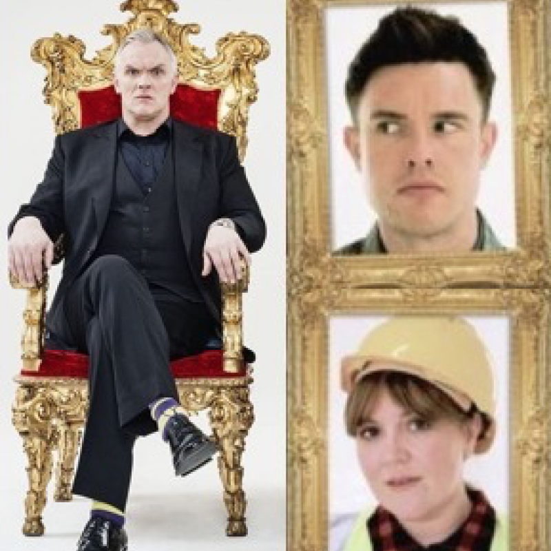 Ed Gamble and Katy Wix will be joining Greg Davies in series 9 of Taskmaster.