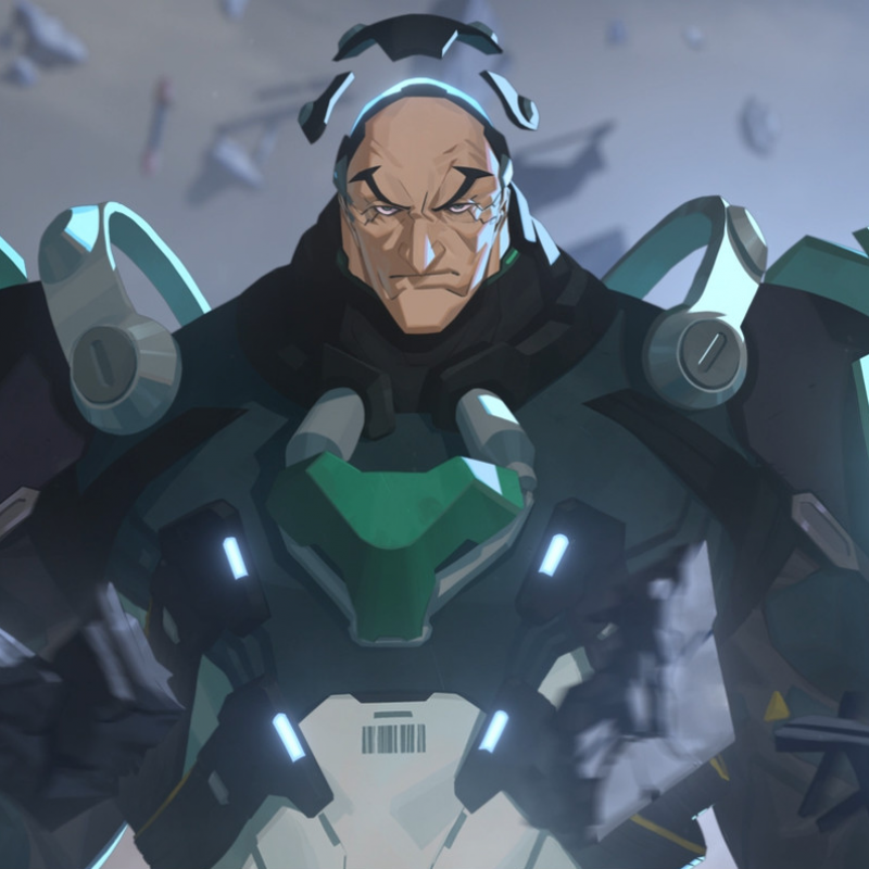 Introducing new Overwatch character Sigma voiced by Boris Hiestand