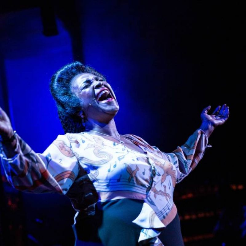 First Look at Sharon D Clarke staring in 'Blues in the Night' at the Kiln Theatre.