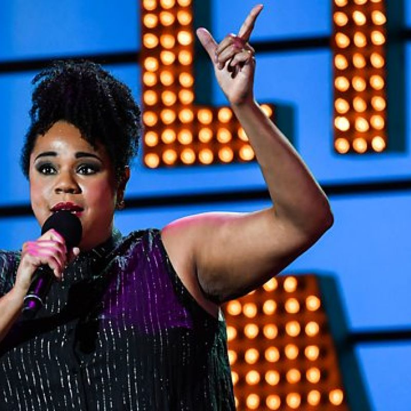 Pride Live at The Apollo with a comedy set from Desiree Burch.