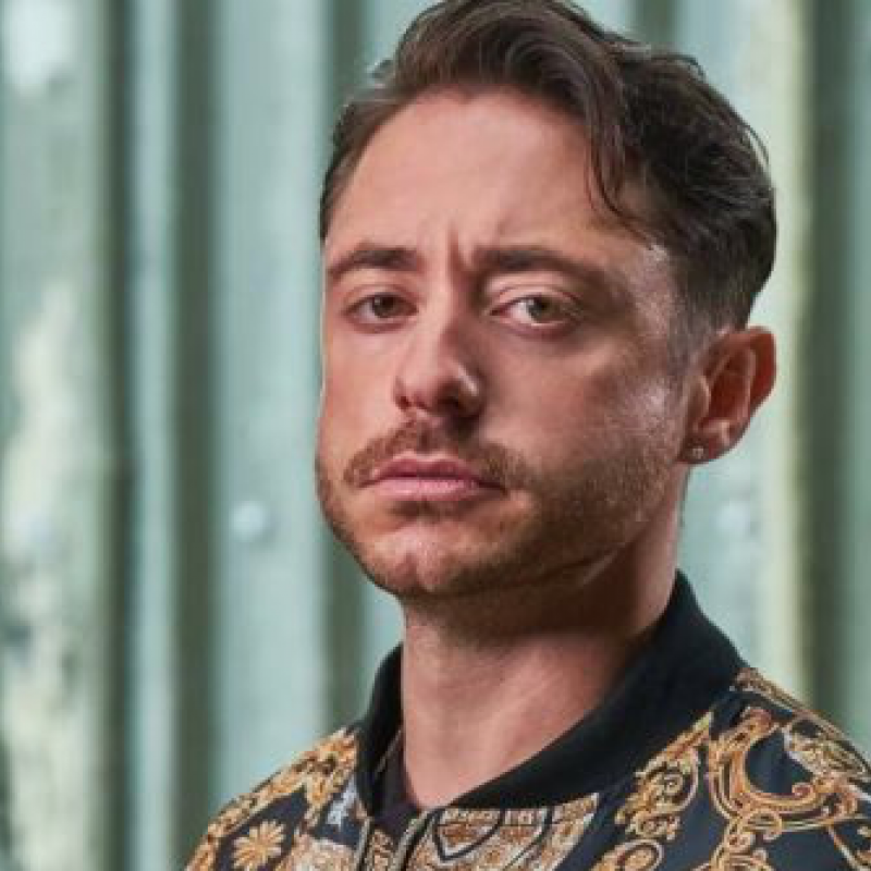 New Sky comedy drama series 'Brassic', featuring Ryan Sampson.