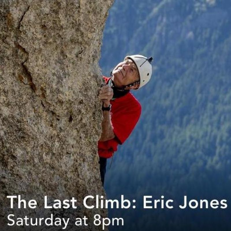 Matthew Gravelle narrates 'The Last Climb : Eric Jones' on BBC 2 Wales.