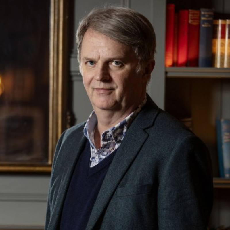 Comedian Paul Merton researches his family history on 'Who Do You Think You Are'.