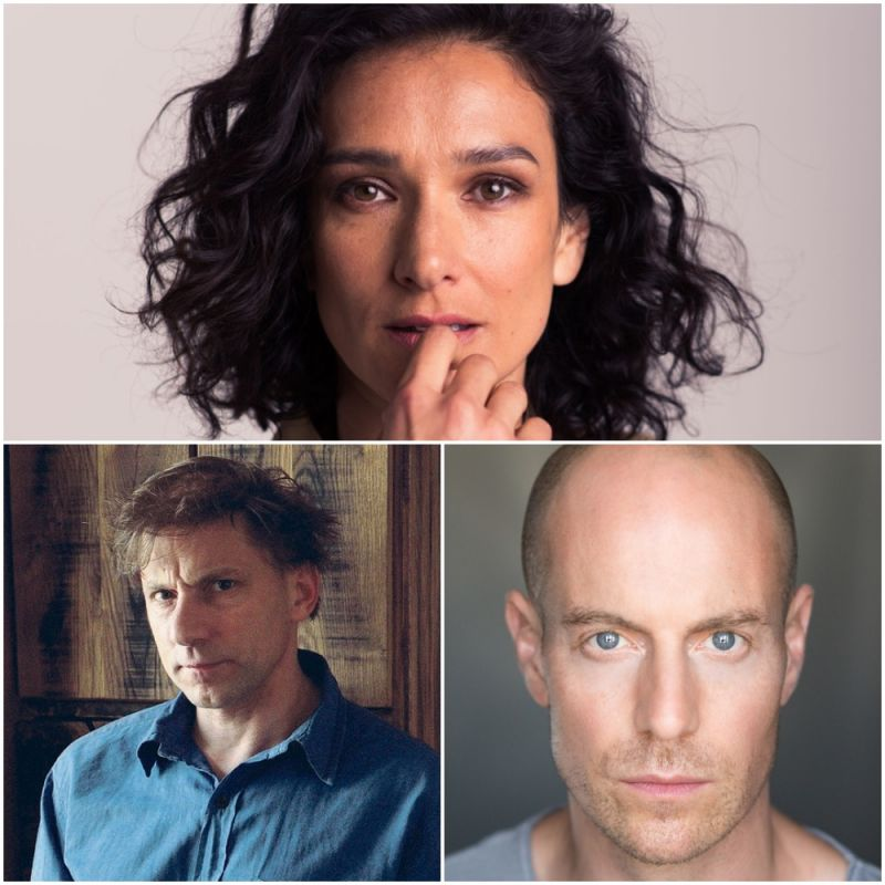 Indira Varma, Simon McBurney and Matthew Gravelle feature in new Victorian fantasy drama 'Carnival Row'.
