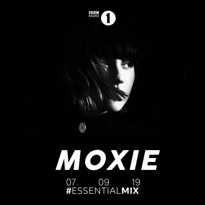 DJ Moxie's essential mix on BBC Radio1, 1-3am on Friday 6th September.