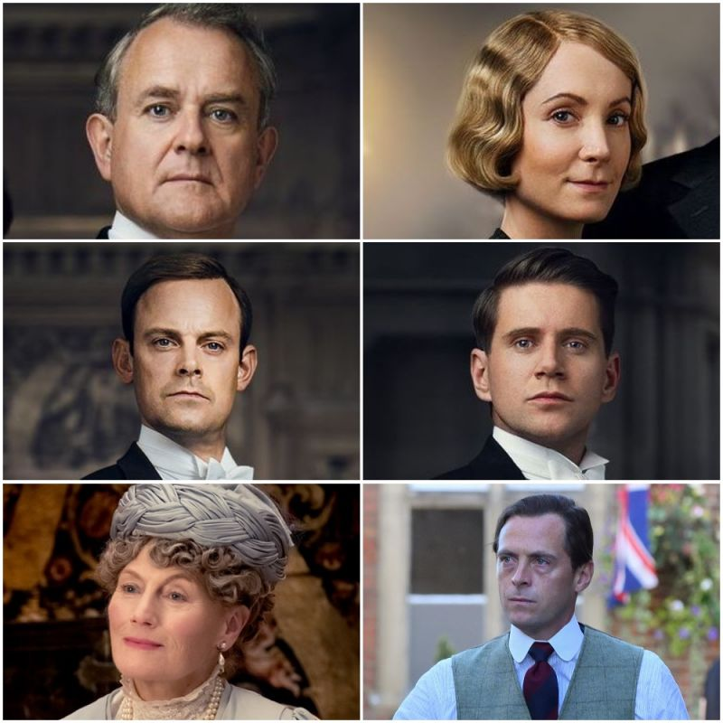 Worldwide phenomenon 'Downton Abbey' becomes a grand motion picture event, now available in cinemas.