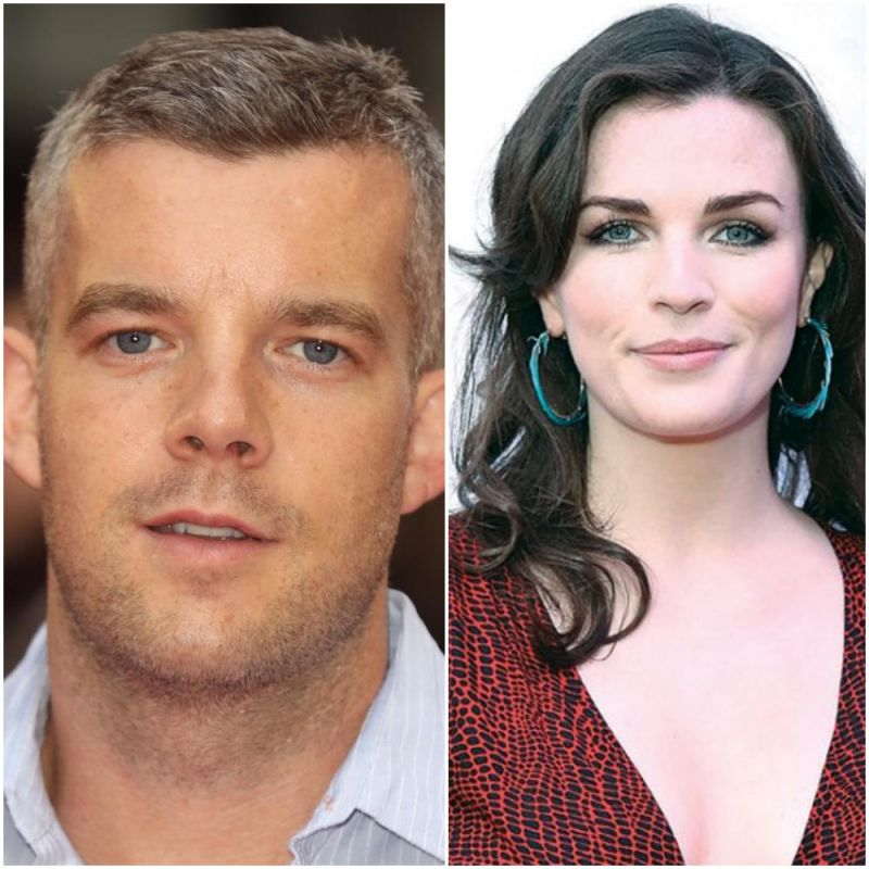 Russell Tovey and Aisling Bea join Jo Brand on 'The Great British Bake Off: an Extra Slice'.