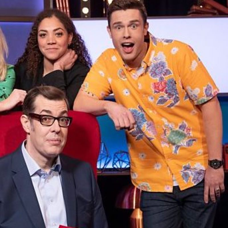 Ed Gamble tests his skills in Richard Osman's House of Games.