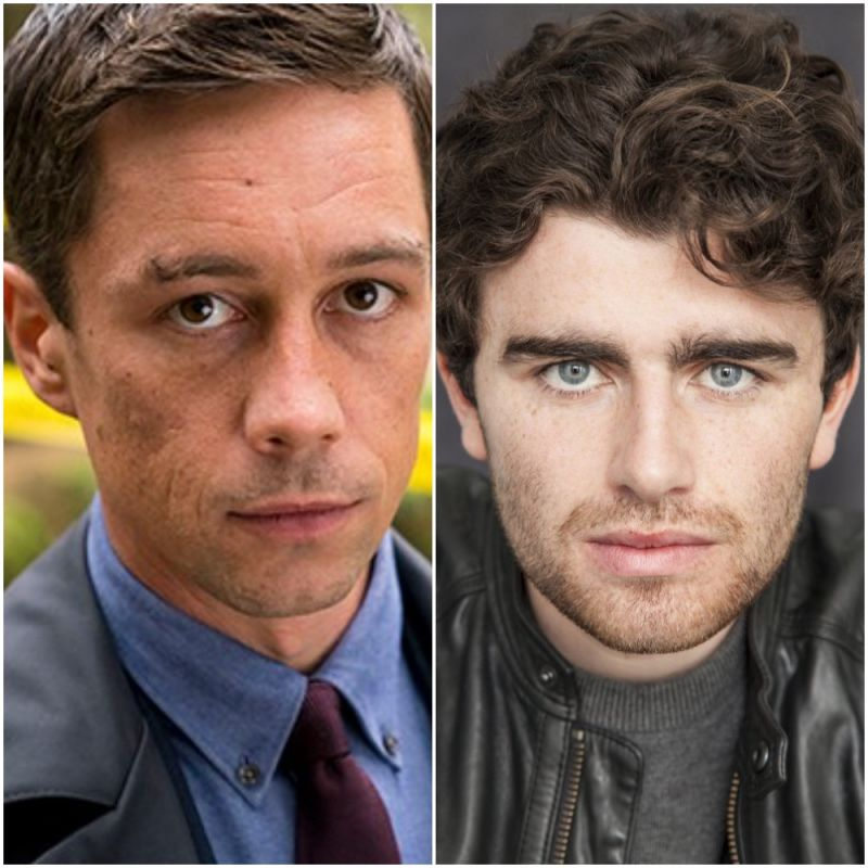New BBC crime thriller 'Dublin Murders', starring Killian Scott and featuring Charlie Kelly.