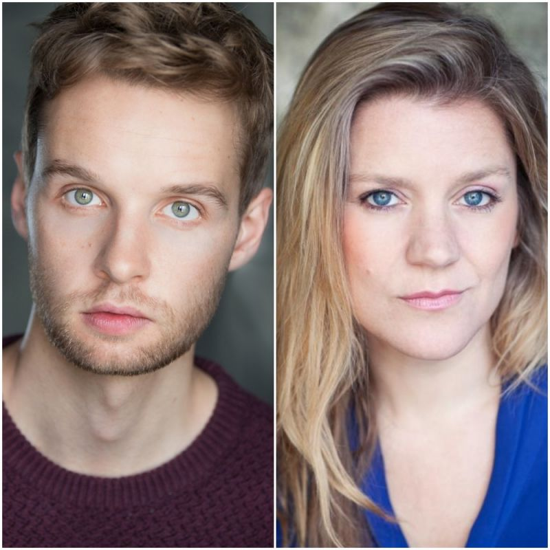 Sion Daniel Young and Olivia Poulet feature in tonight's episode of Doc Martin.