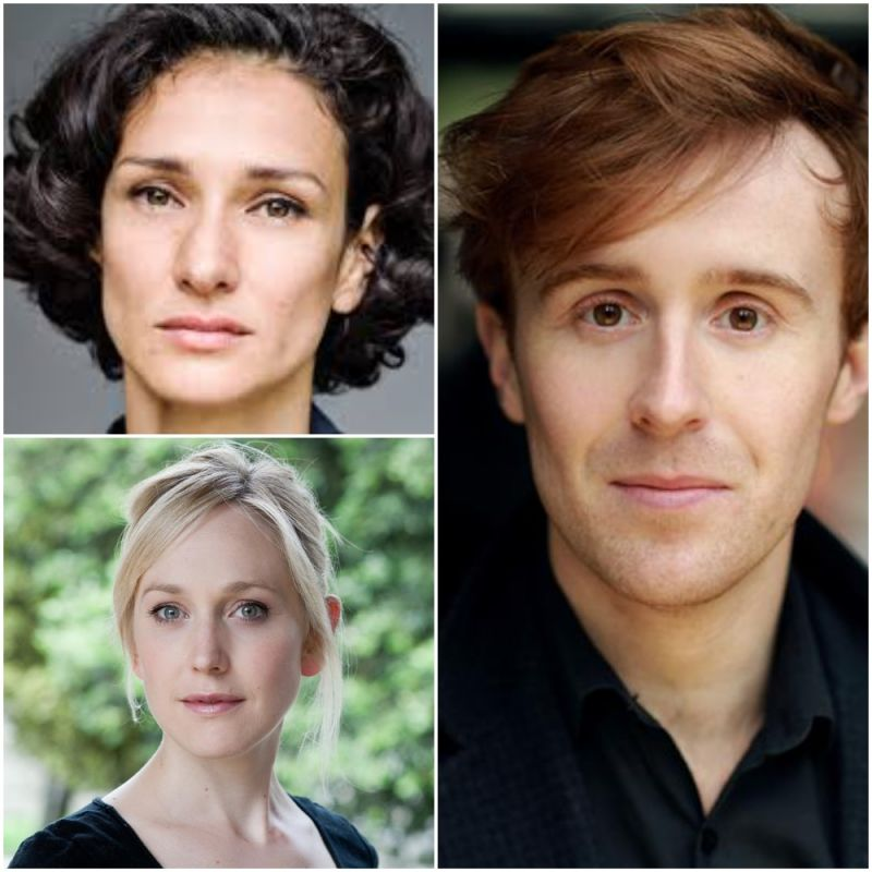 Political thriller 'Official Secrets' starring Indira Varma, Hattie Morahan and John Heffernan.