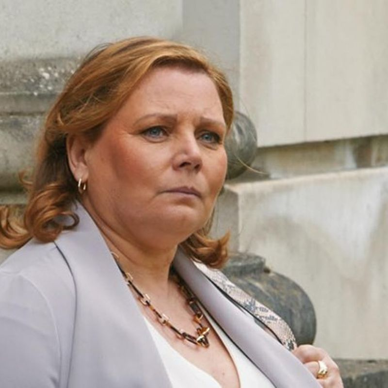 Joanna Scanlan stars in new four-part, hard-hitting drama 'The Accident'.