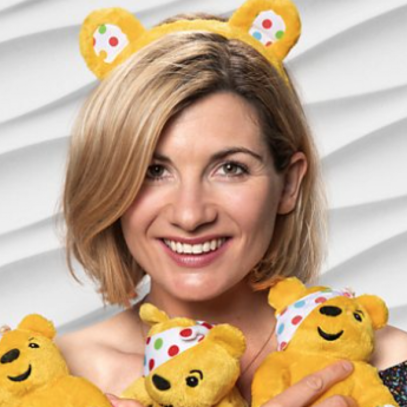 Jodie Whittaker swaps acting for singing for Children in Need : Got It Covered.