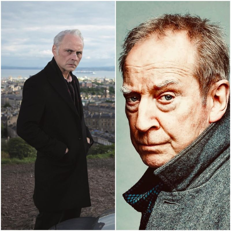 Mark Bonnar stars in new four-part, black humour drama 'Guilt', also featuring Bill Paterson.