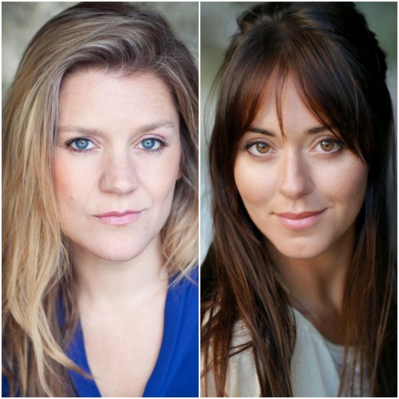 Olivia Poulet and Susannah Fielding feature in this weeks episode of Doc Martin.