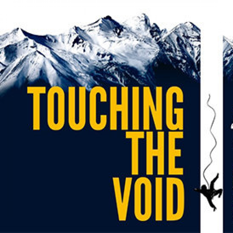 Don't miss Fiona Hampton in Touching The Void