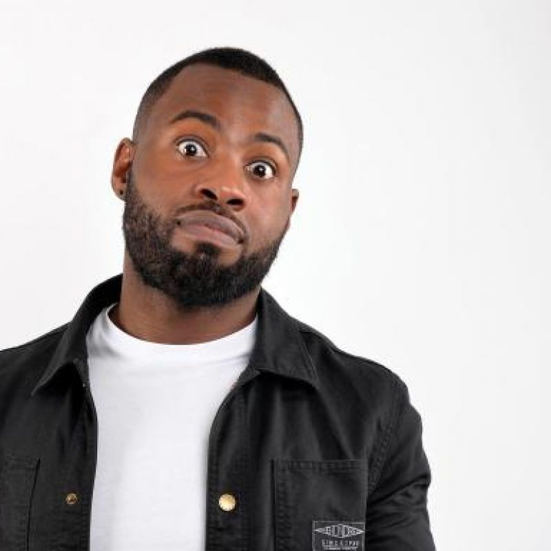 Darren Harriott on new 'Dave Gorman: Terms and Conditions Apply'.