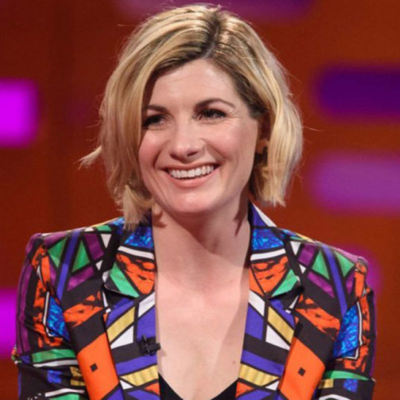 Jodie Whittaker joins Graham Norton on the sofa, talking about what's to come for 'Doctor Who'.