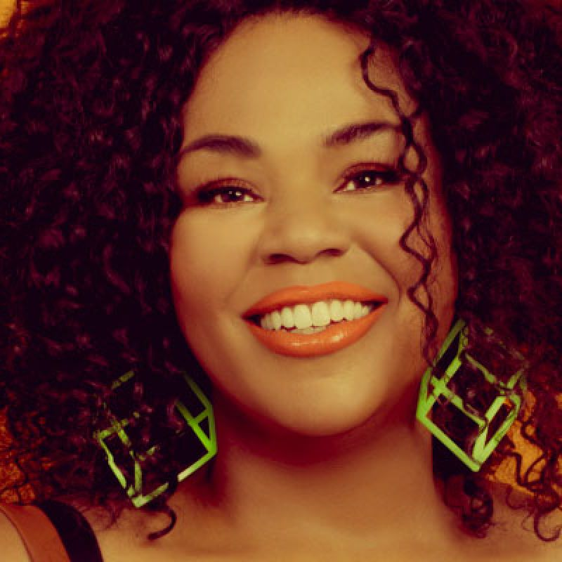 Comedian Desiree Burch on The Jonathan Ross Show