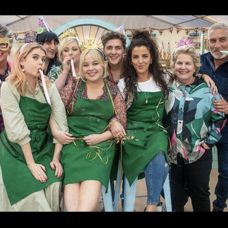 The Derry girls take on the Great British Bake Off, with our Nicola Coughlan.