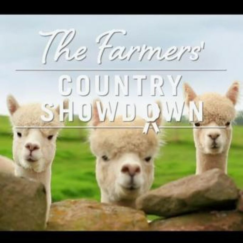 Denis Lawson narrates BBC One Documentary 'The Farmers Country Showdown: Series 4'