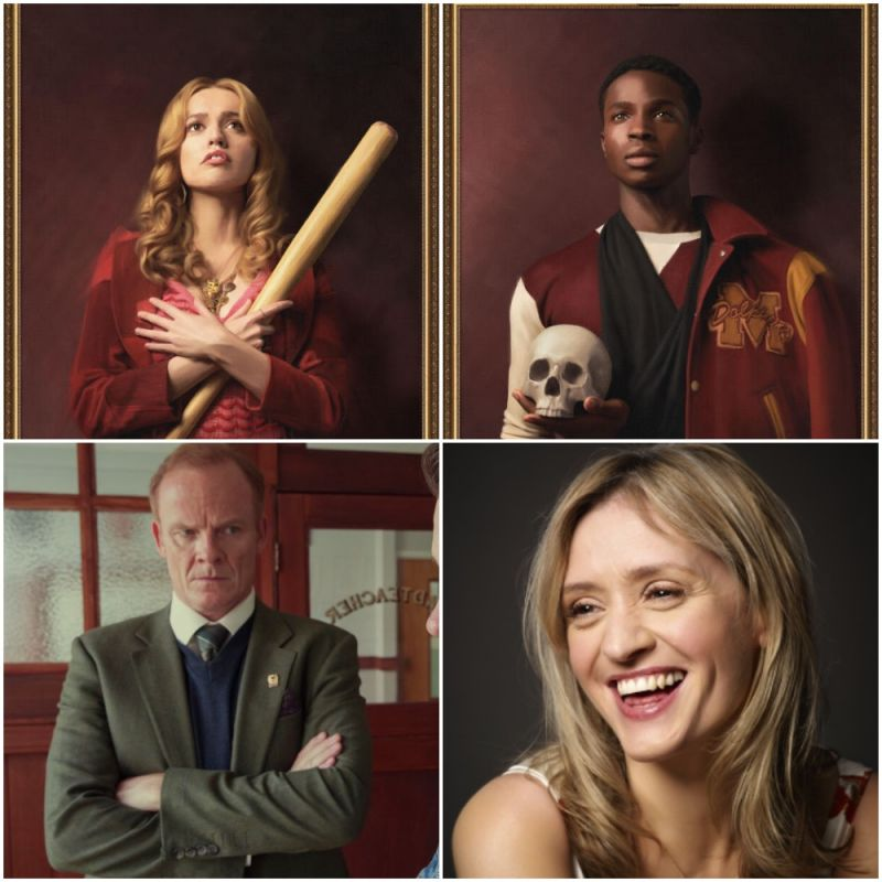 Netflix smash hit, British comedy 'Sex Education' returns for its second series!