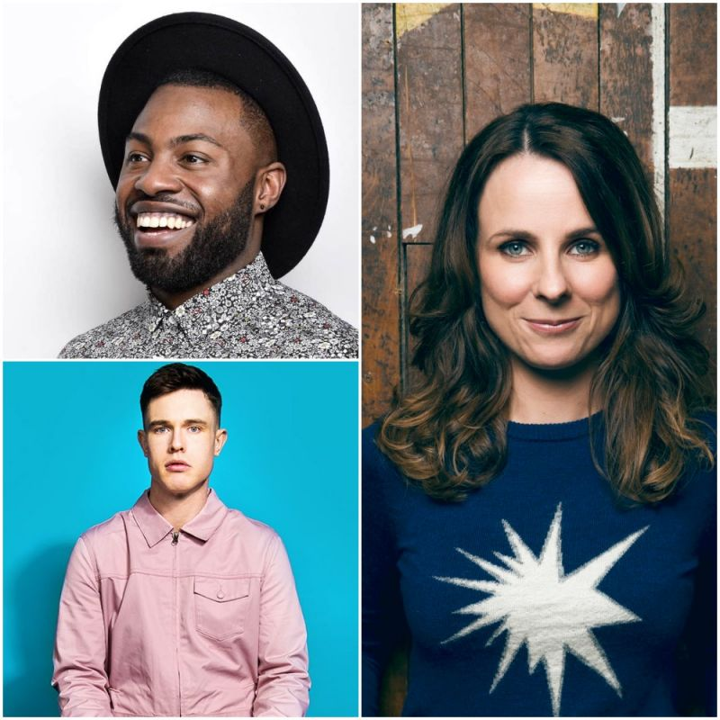 Pointless Celebrities, comedian special with Darren Harriott, Ed Gamble and Cariad Lloyd.