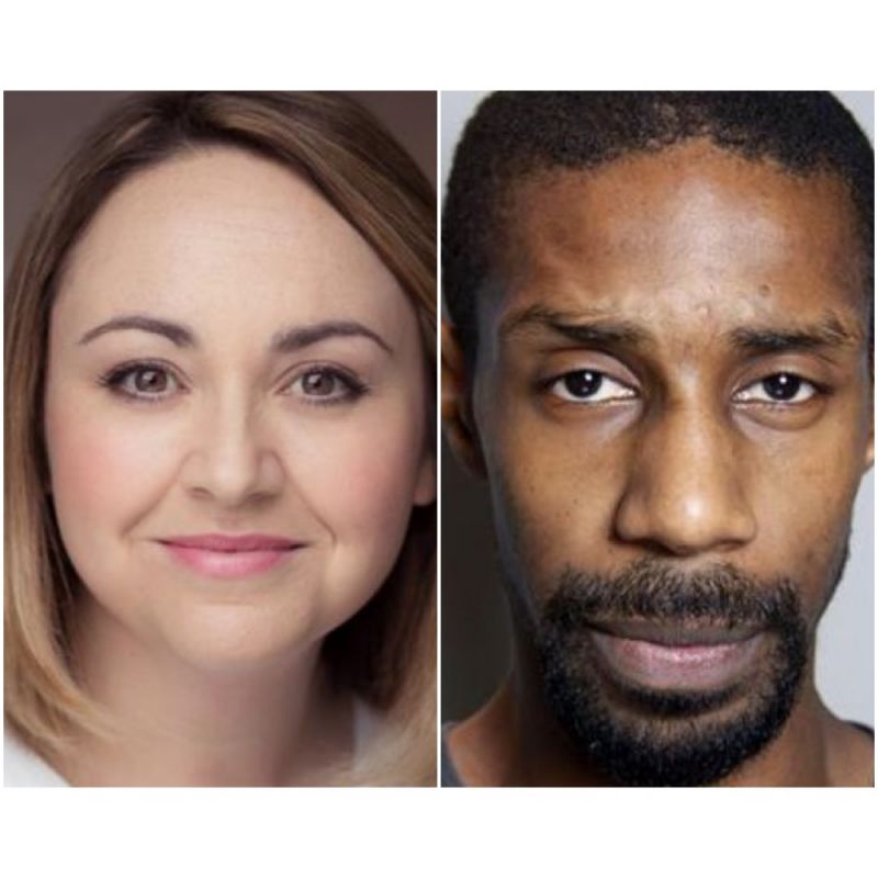 Vicky Hall and Dempsey Bovell feature in this weeks episode of ITV drama 'Vera'.