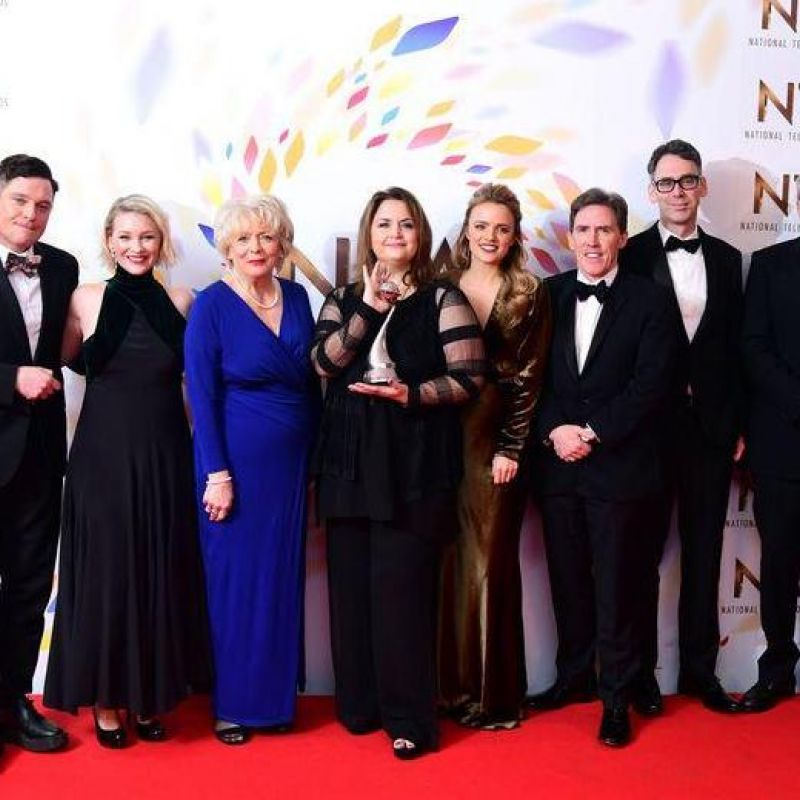 Gavin and Stacey wins the Impact Award at the 2020 NTA's!