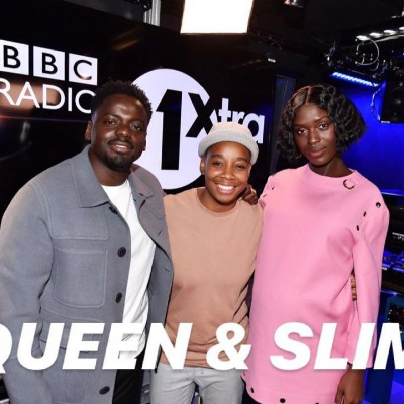 Daniel Kaluuya joins Dotty on the 1Xtra Breakfast show.