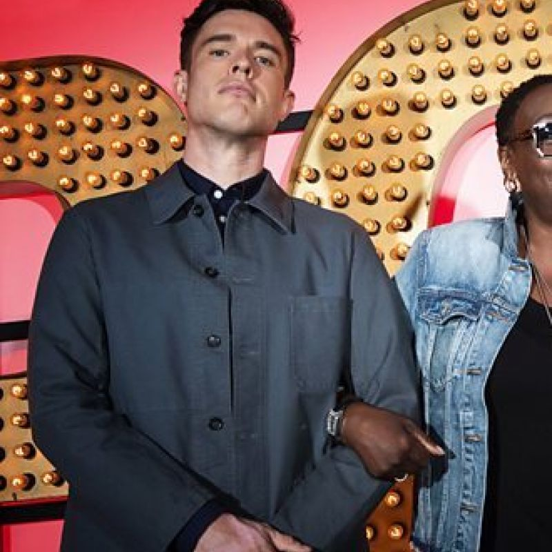 Don't miss Ed Gamble on 'Live at the Apollo'.