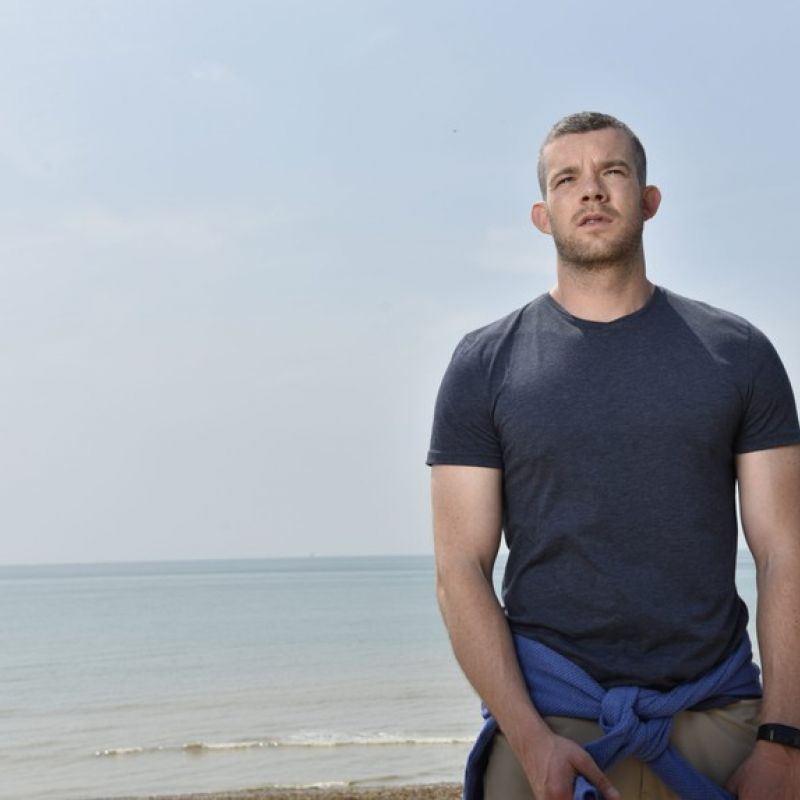 New ITV four-part drama 'Flesh and Blood', starring Russell Tovey.