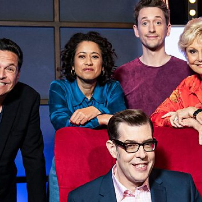 John Robins tests his general knowledge skills on this weeks Richard Osman's House of Games.