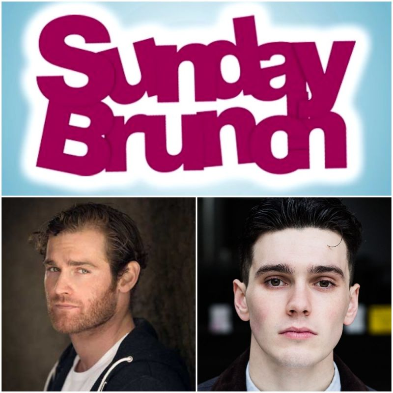 Catch Mark Stanley and Jack Rowan on Sunday Brunch!