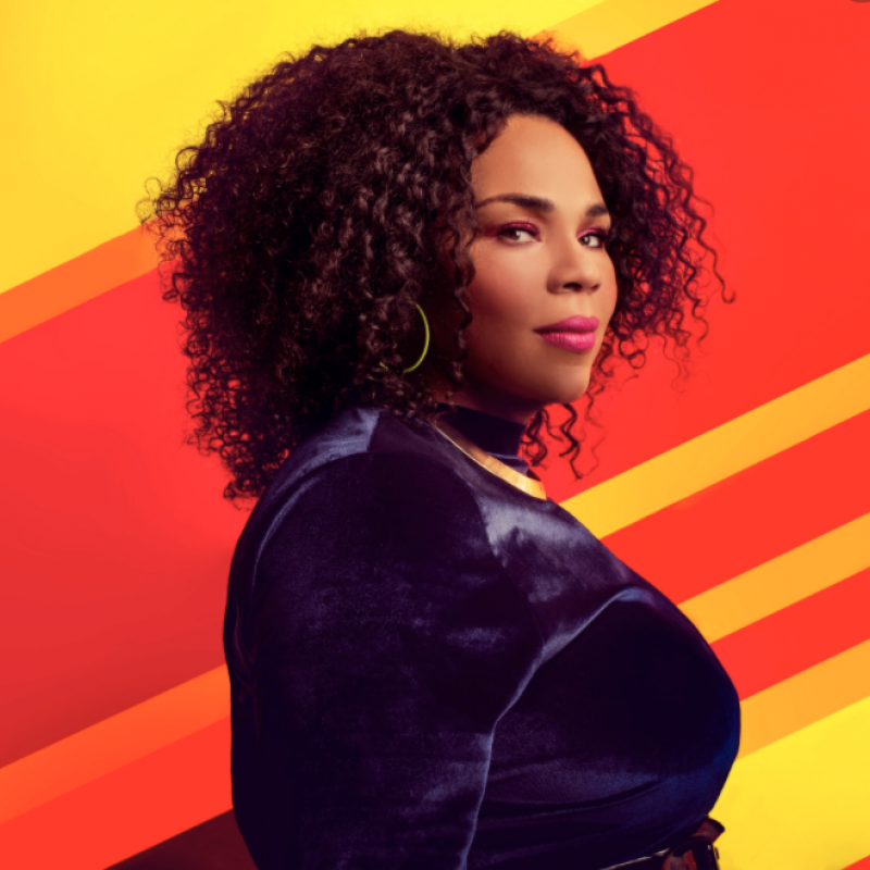 Catch Desiree Burch: Desiree's Coming Early now on the Soho Theatre On Demand.