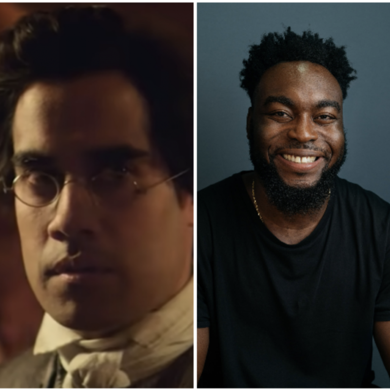 The Great will be available to watch in the UK, starring Sacha Dhawan and Abraham Popoola!