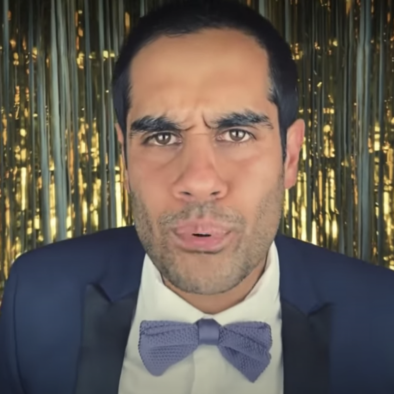 Sacha Dhawan produces and stars in new lockdown inspired short film.