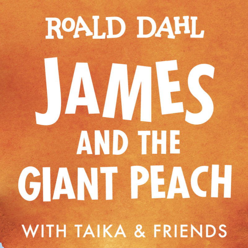 Ruth Wilson joins a stellar cast to read Roald Dahl's James and the Giant Peach!