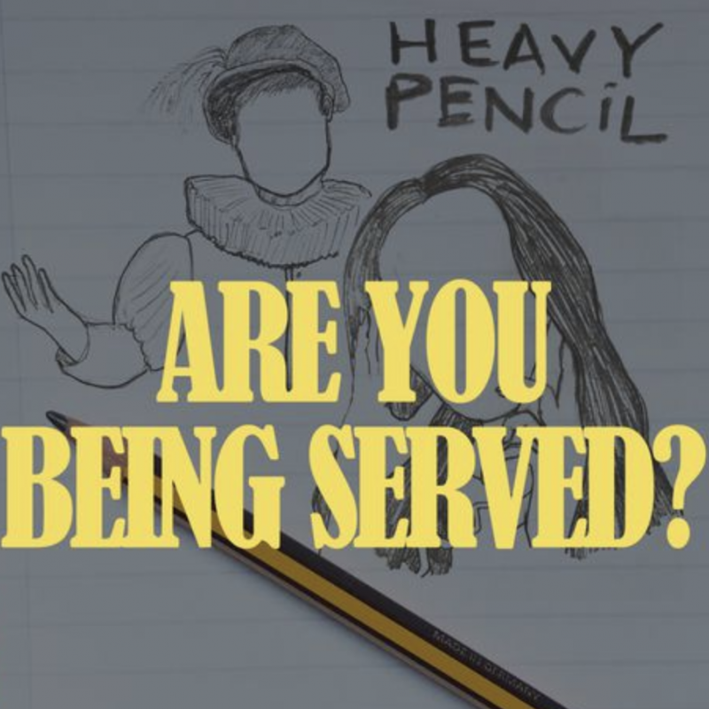 Check out Sian Gibson on Tony Gardner's podcast 'Heavy Pencil'!