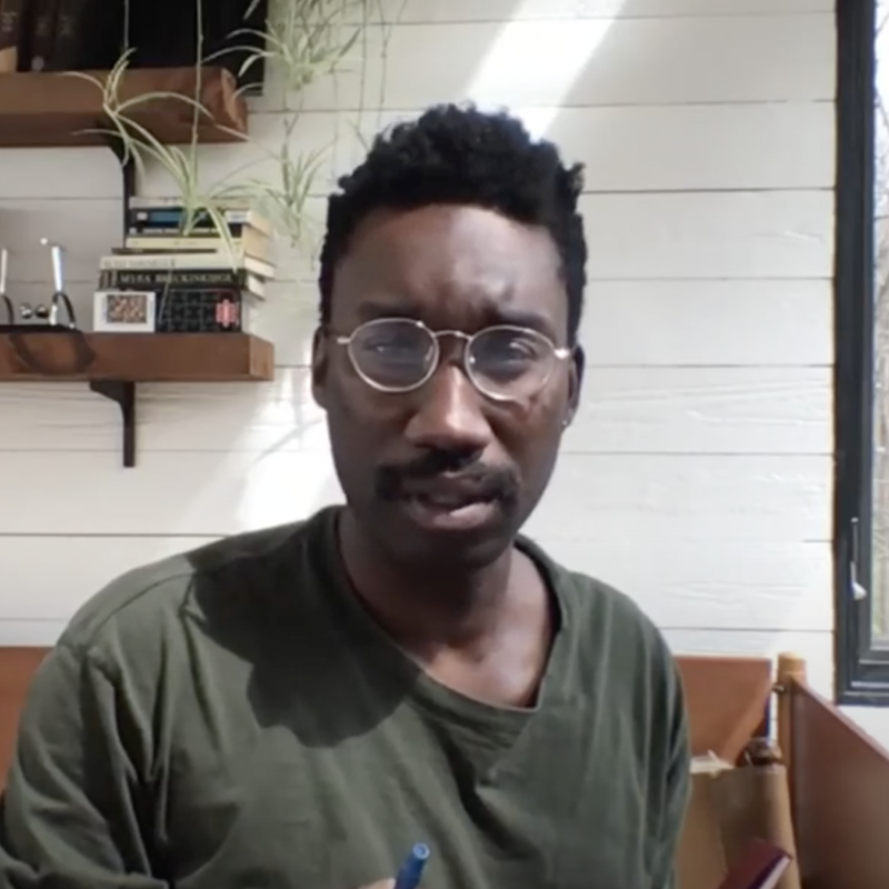 Watch Nathan Stewart-Jarrett in lockdown pilot Little Room