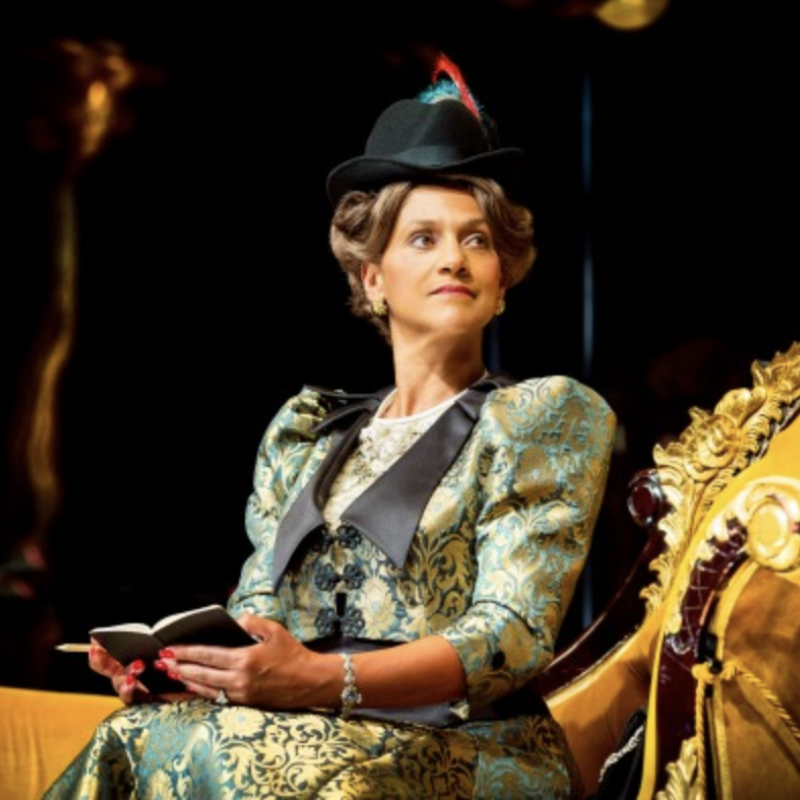 Watch the wonderful Cathy Tyson in The Importance of Being Earnest