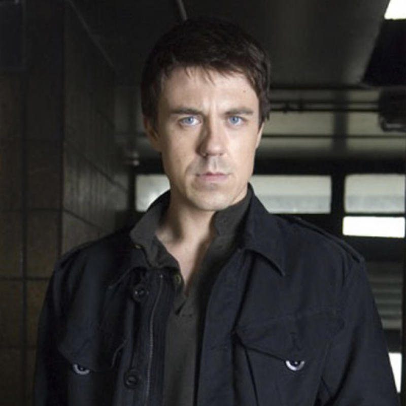 Watch the wonderful Andrew Buchan in the exciting new Alex Rider series on Amazon Prime