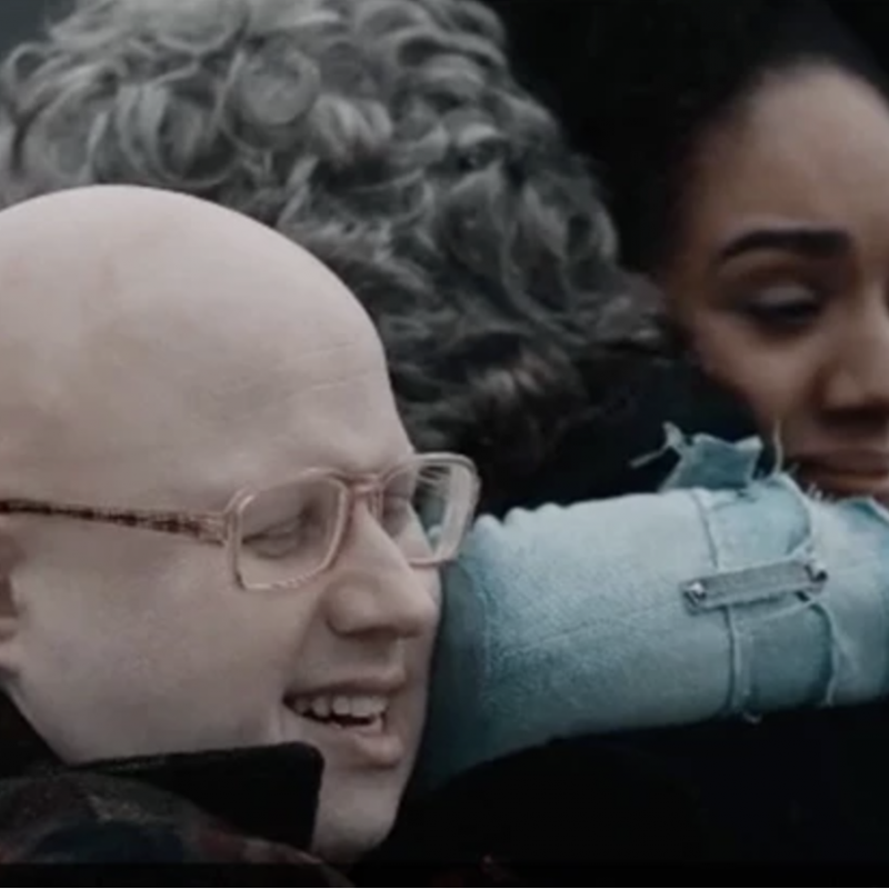 Catch Matt Lucas in the brand new Doctor Who mini special The Best of Days, written by Steven Moffat in aid of the #blacklivesmatter movement