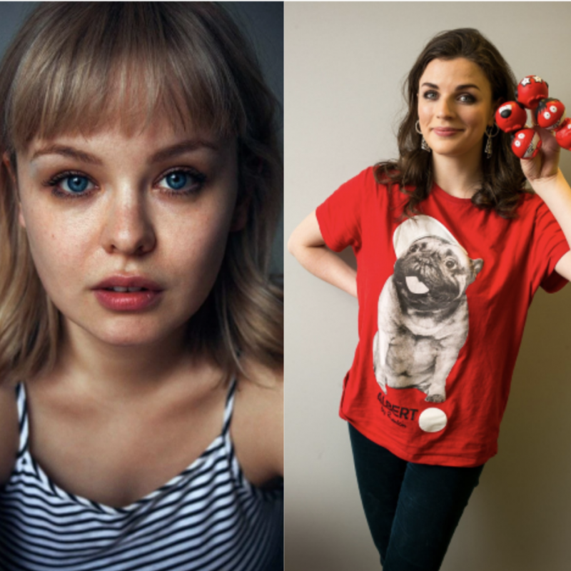 Nicola Coughlan and Aisling Bea are among the celebrities lending their talent to a RTE and Comic Relief fundraiser!