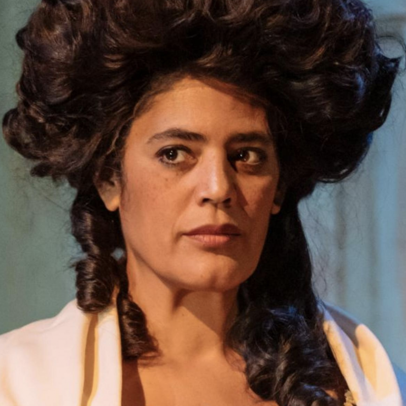 Catch Sara Powell in this acclaimed production of The Madness of George III.