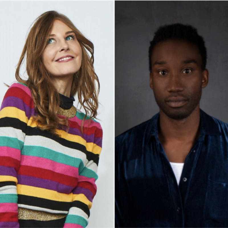 Tonya Cornelisse and Nathan Stewart-Jarrett star in the Sundance Film Festival feature 'Mope'!