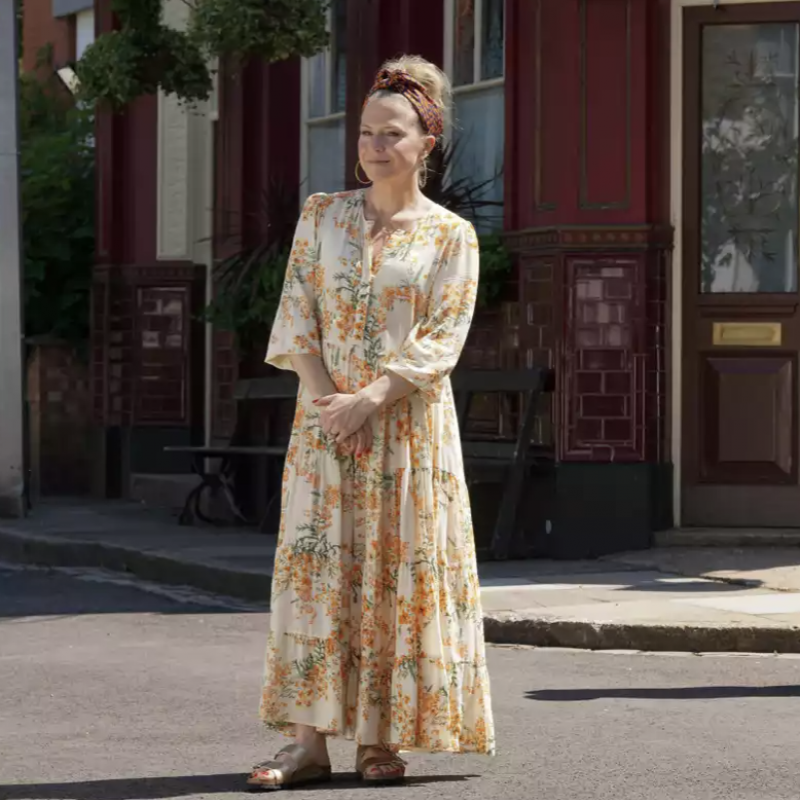 Kellie Bright kicks off 'EastEnders: Secrets From the Square' tonight!