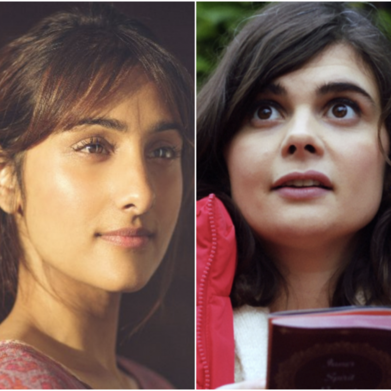 Watch Gwyneth Keyworth and Taj Atwal in the hilarious new comedy 'The Diary of my Broken Vagina'.
