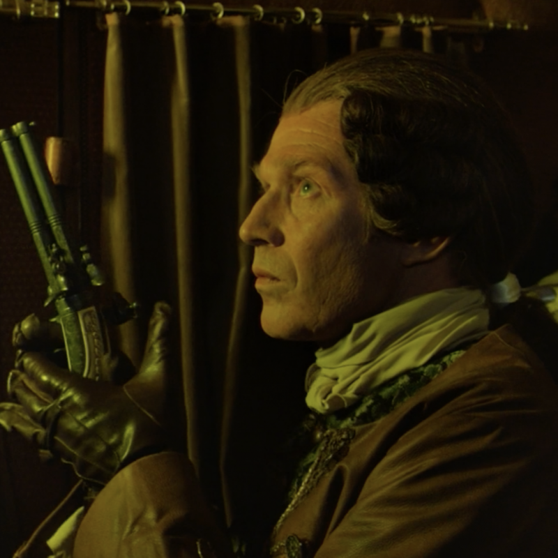 Jason Flemyng stars in the thrilling, high concept fantasy historical epic The Iron Mask