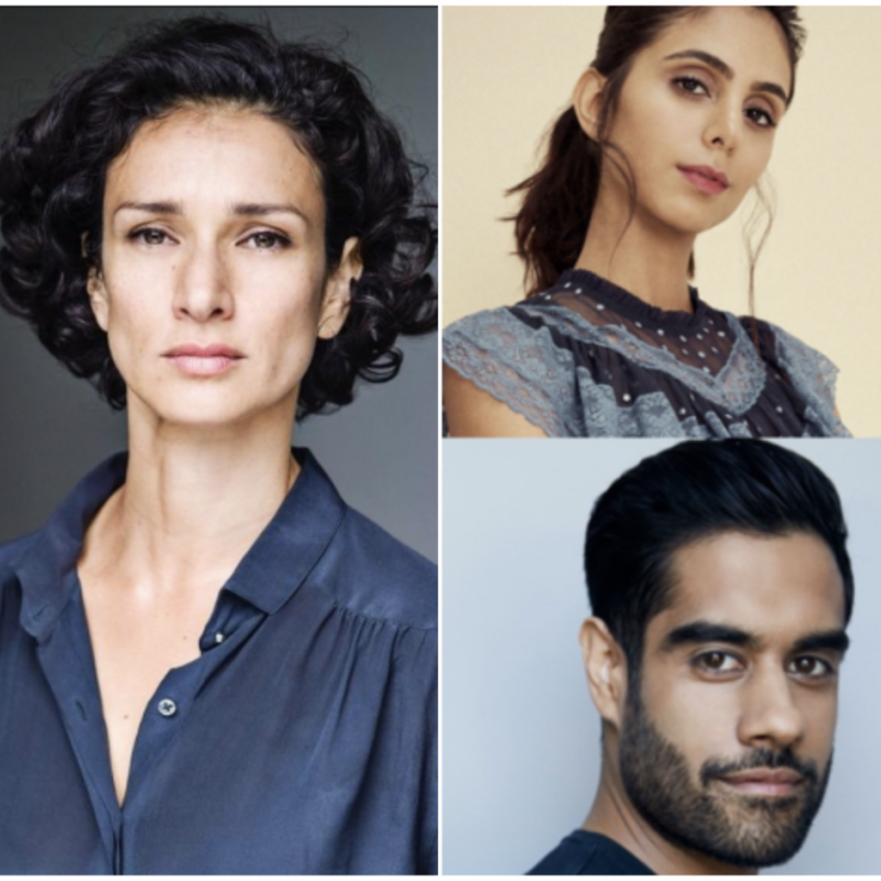 Listen to Indira Varma, Anjli Mohindra and Sacha Dhawan in A Room of One's Own